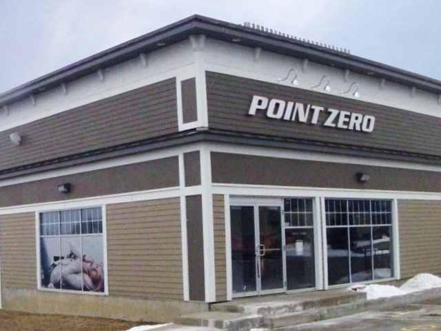 Projet point zero